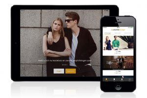 zalando lounge app voor android en iphone