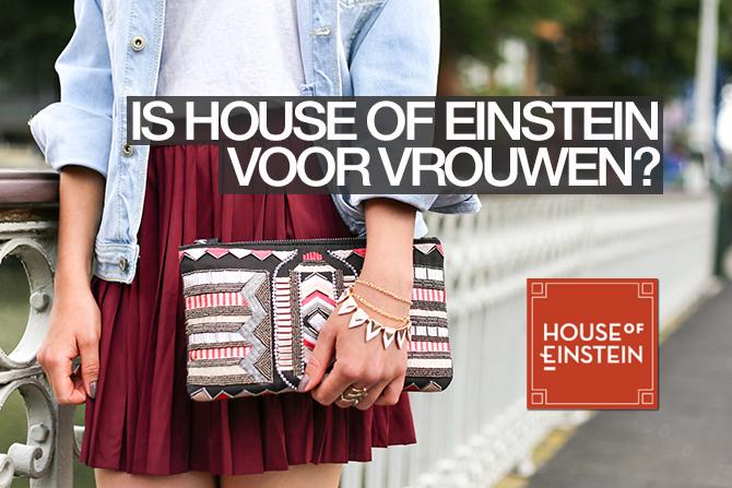 house of einstein voor vrouwen