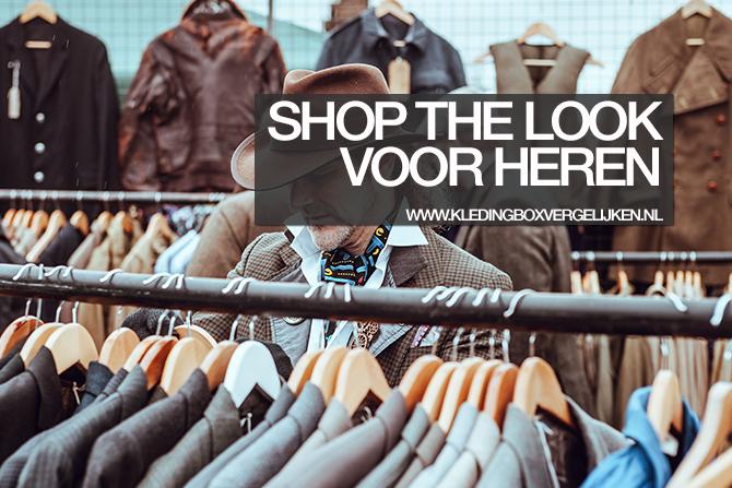 shop the look voor heren