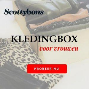 Kledingbox voor vrouwen - Scottybons