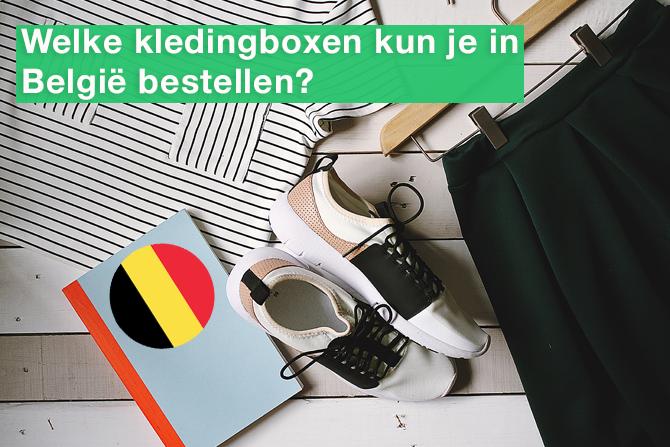 Kledingboxen in Belgie