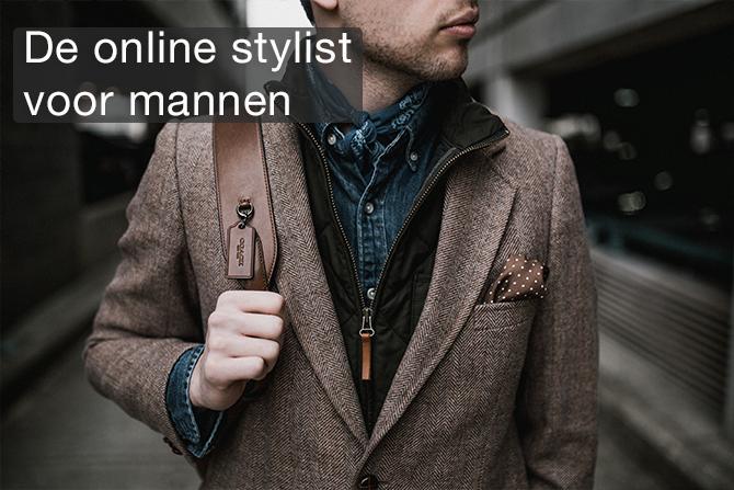online stylist voor mannen