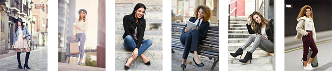 NOOS Personal Style Box kledingstijlen